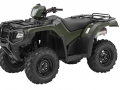 2017 Honda Rubicon 500 DCT TRX500FA5 ATV Review / Specs - Four Wheeler - Dual Clutch Transmission Automatic IRS