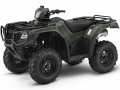 2017 Honda Rubicon 500 EPS ATV Review / Specs - TRX500FM6 4x4 Four Wheeler