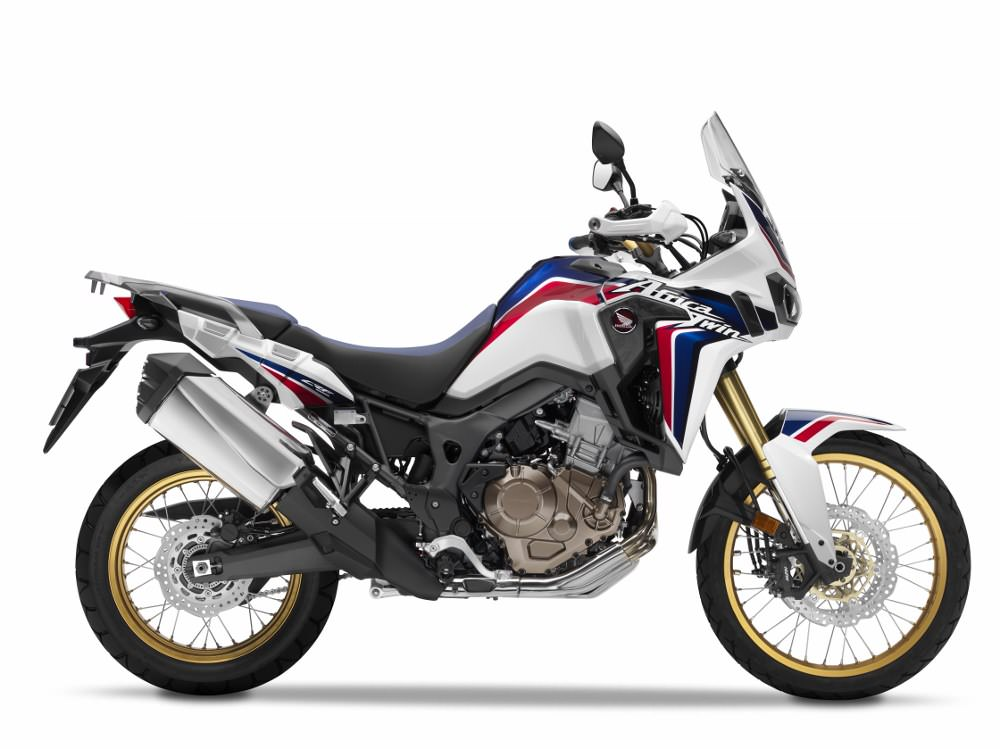 2017 Honda Africa Twin DCT Review / Specs - Automatic Adventure / Dual Sport Motorcycle - CRF1000L