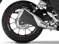 2017 Honda CB500X Exhaust / Muffler - Review / Specs - Adventure Motorcycle / Touring Bike - CB 500 X