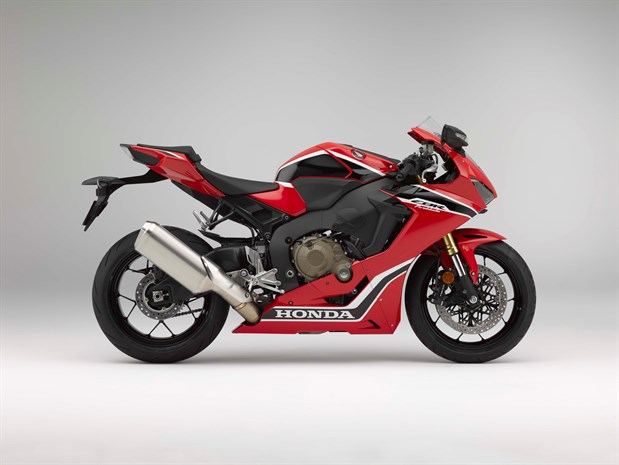 2018 Honda CBR1000RR Review of Changes / Specs - CBR 1000 RR Horsepower, Torque, Performance Info, Frame, Suspension - SuperBike CBR1000 / 1000RR
