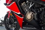 2018 Honda CBR650F Review of Specs & Changes - CBR Sport Bike HP & TQ Performance Info, Price, Colors