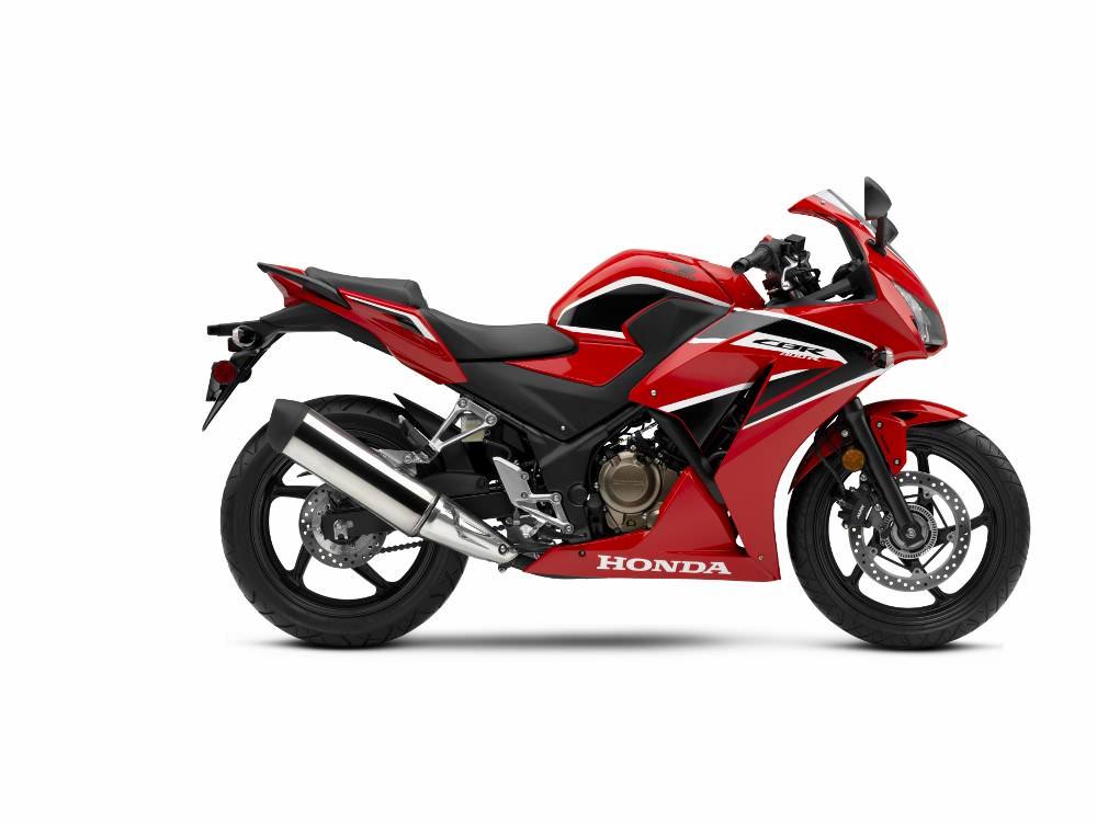 2017 Honda CBR300R ABS Review / Specs - Horsepower, Torque, MPG, Price - CBR Sport Bike Motorcycle