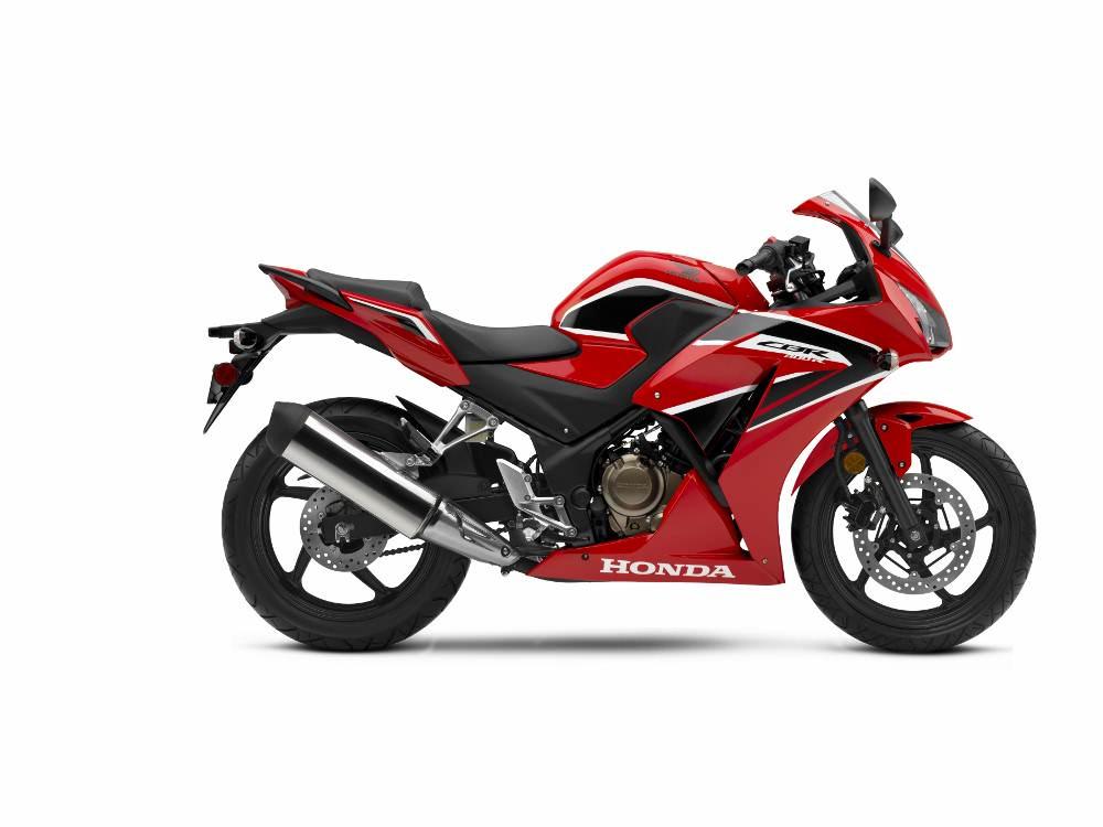 2017 Honda CBR300R Review / Specs - CBR Sport Bike Motorcycle HP, TQ, MPG, Price + More!