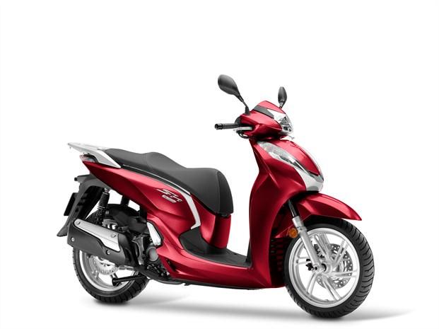 2017 Honda SH300i