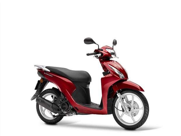 2017 Honda Vision 110