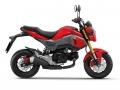 2017 Honda MSX125 Review of Specs / Changes - MSX 125 SF Motorcycle / Mini Naked Sport Bike StreetFighter
