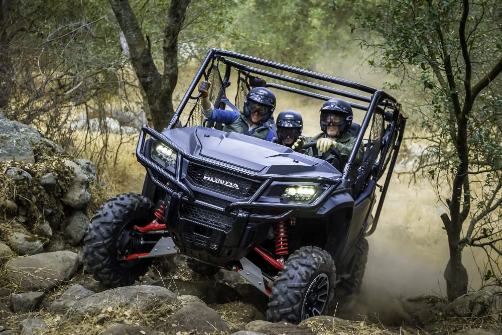 2018 Honda Pioneer 1000-5 LE UTV Review
