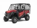 2017 Honda Pioneer 1000-5 Deluxe | Red