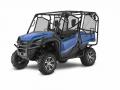 2017 Honda Pioneer 1000-5 Deluxe | Metallic Blue