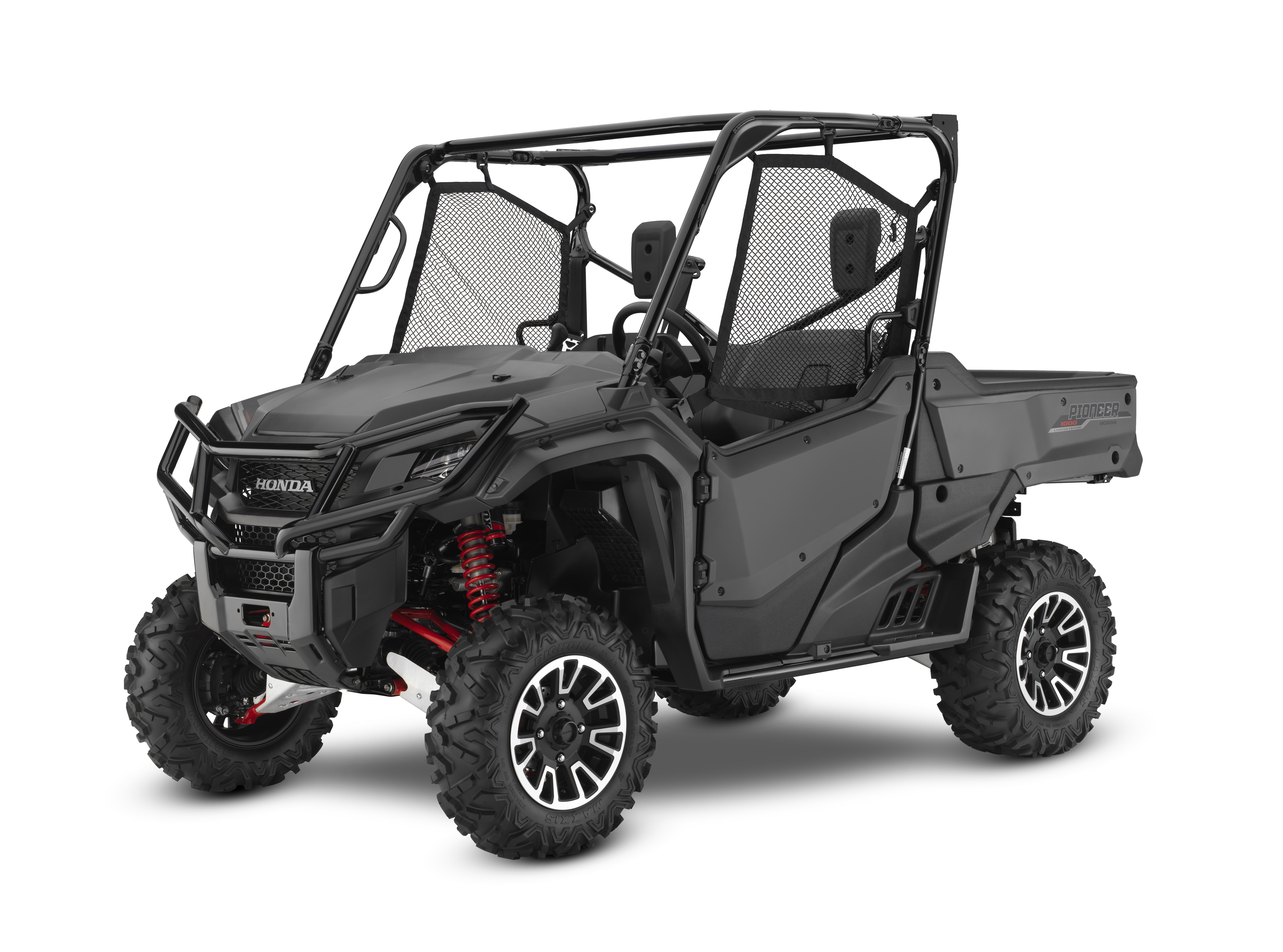2018 Honda Pioneer 1000 LE / Limited Edition Review of Specs