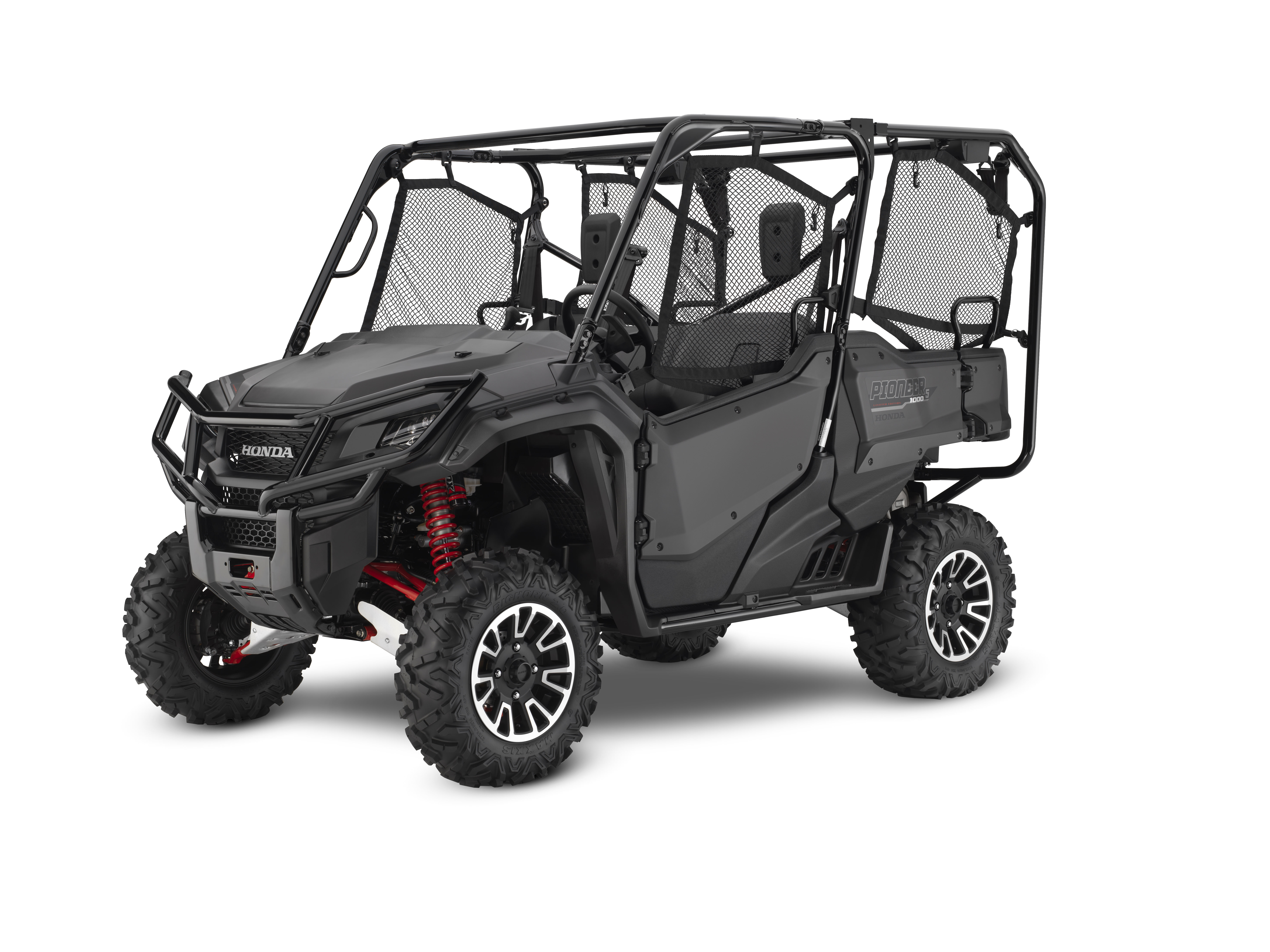 2018 Honda Pioneer 1000-5 LE / Limited Edition Review of Specs