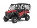 17 Honda Pioneer 1000-5 Deluxe_FL34 red