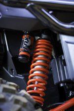 2017 Honda Pioneer 1000 LE | Fox QS3 Suspension