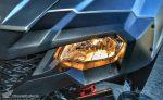 2017 Honda Pioneer 700-4 Deluxe Review / Specs - Side by Side ATV / UTV / SxS Utility Vehicle 4x4 - Matte Silver Metallic SXS700 / SXS700M4