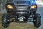 2017 Honda Pioneer 700-4 Review / Specs - Side by Side ATV / UTV / SxS Utility Vehicle 4x4 - Matte Silver Metallic SXS700 / SXS700M4