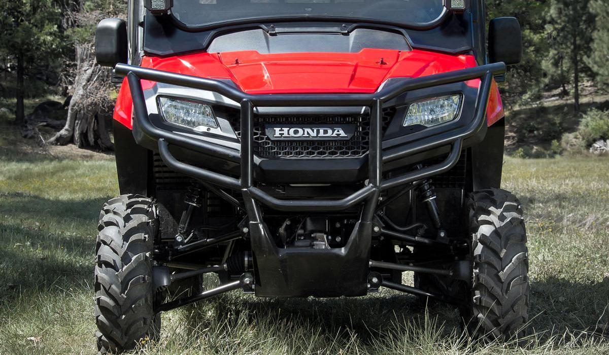 2018 Honda Pioneer 700-4 Side by Side / UTV / SxS Review & Specs (SXS700M4)