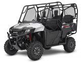 2017 Honda Pioneer 700-4 Deluxe Review / Specs - Side by Side ATV / UTV / SxS / Utility Vehicle