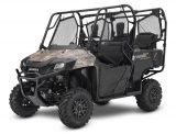 2017 Honda Pioneer 700-4 Deluxe Camo - Side by Side ATV / UTV / SxS / Utility Vehicle