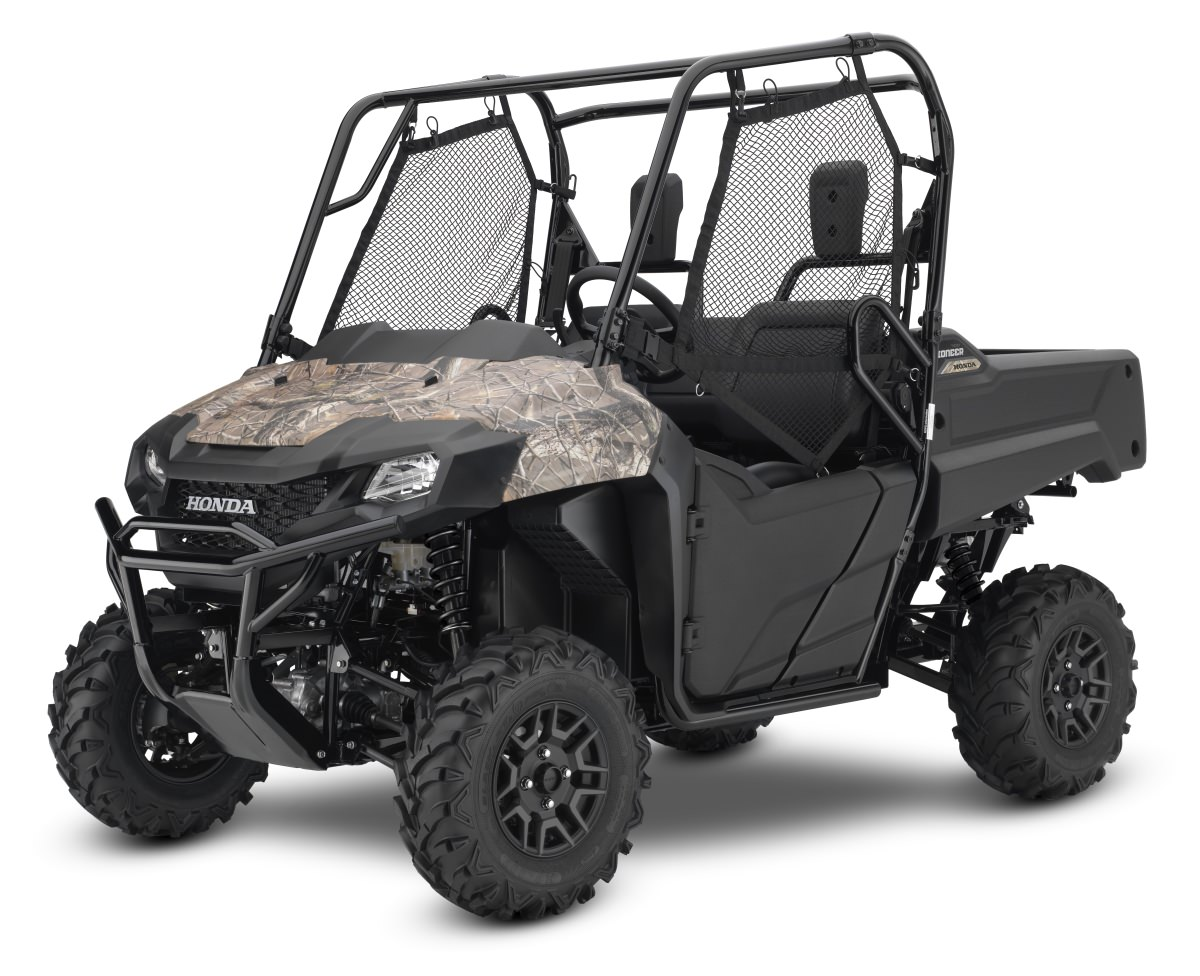 2017 Honda Pioneer 700 Deluxe Camo - Side by Side ATV / UTV / SxS / Utility Vehicle