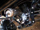 Honda Pioneer 700 Engine / Transmission / Drivetrain / Exhaust Muffler