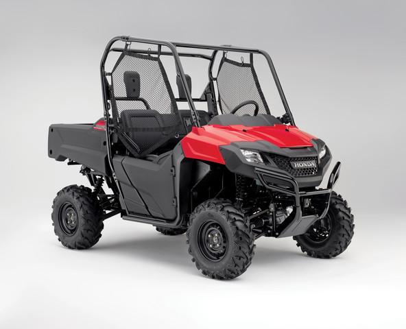 2018 Honda Pioneer 700 Review / Specs - Side by Side ATV / UTV / SxS / Utility Vehicle