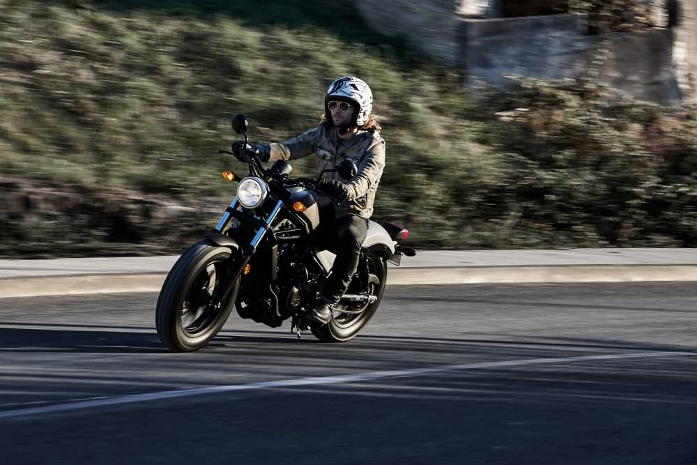 2017 Honda Rebel