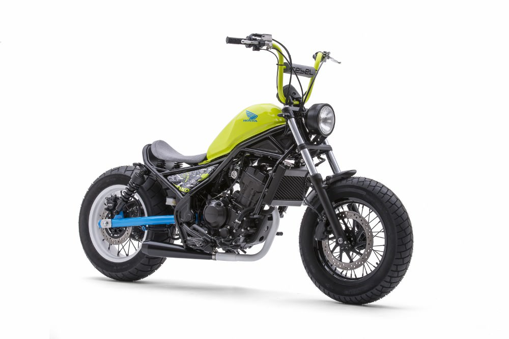 Honda Rebel X Project
