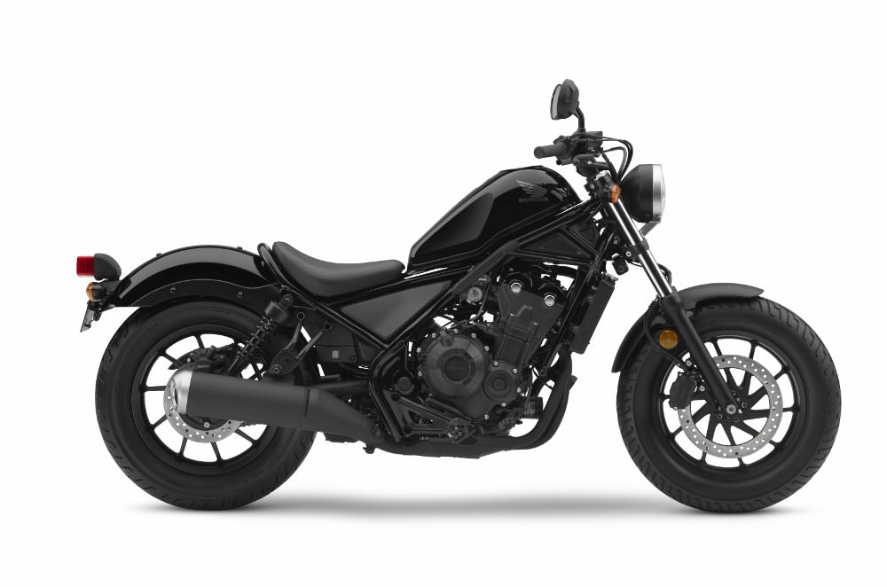 2017 Honda Rebel 500 ABS Review / Specs - New Cruiser Motorcycle: Prices, Release Date, Colors