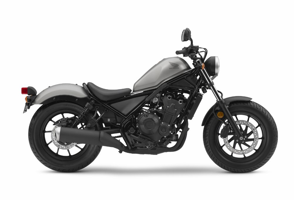 2017 Honda Rebel 500 Review / Specs - New Cruiser Motorcycle: Prices, Release Date, Colors