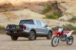 2017 Honda Ridgeline Pickup Truck Review / Specs / Pictures & Videos
