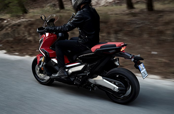 2017 Honda X-ADV DCT Detailed Review of Specs | All-NEW EICMA 2016 Motorcycle News ...