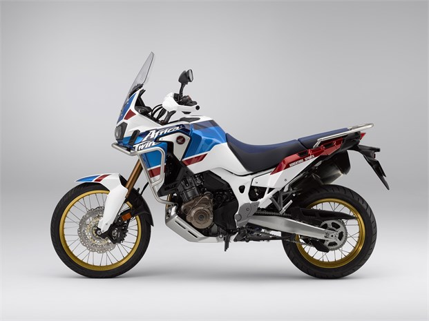2018 Honda Africa Twin Adventure Sports DCT Automatic Motorcycle Review
