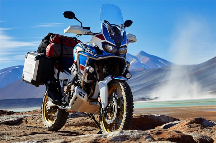 2018 Honda Africa Twin Adventure Sports Ride Review (CRF1000L2)