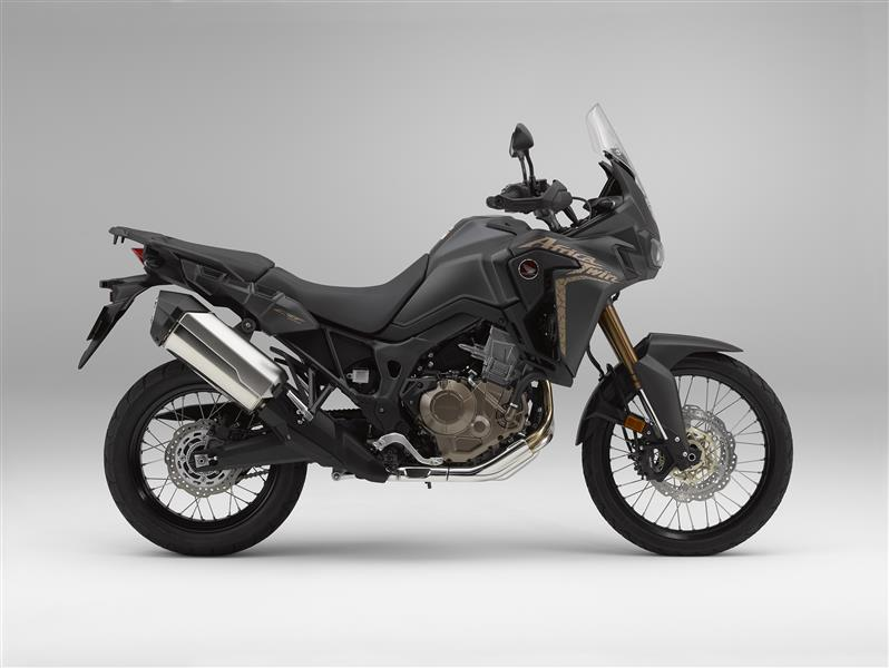 2018 Honda Africa Twin DCT Review / Specs - CRF1000L Adventure Motorcycle / Bike
