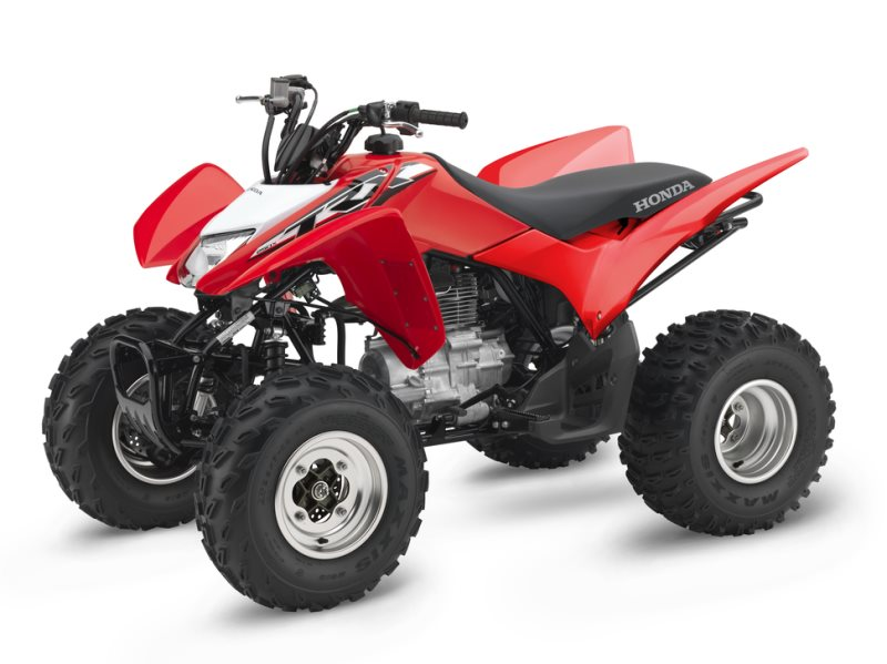 2018 Honda TRX250X Sport ATV / Quad Review of Specs