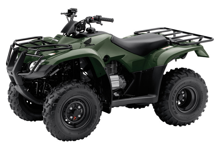 2018 Honda Recon 250 ATV Review of Specs - TRX250TM