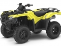 2018 Honda Rancher 420 DCT / IRS / EPS ATV Review of Specs - TRX420FA6 Yellow