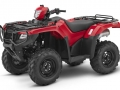 2018 Honda Rubicon DCT ATV Review of Specs - TRX500FA5