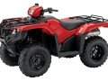 2018 Honda Foreman 500 ATV Review of Specs - TRX500FM1J Red