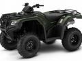 2018 Honda Rancher 420 DCT / IRS ATV Review of Specs - TRX420FA5