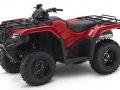 2018 Honda Rancher 420 2x4 ATV Review of Specs - TRX420TM1J Red