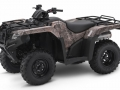 2018 Honda Rancher DCT EPS 420 4x4 ATV Review of Specs - TRX420FA2J Phantom Camo