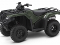 2018 Honda Rancher ES 420 4x4 ATV Review of Specs - TRX420FE1J Olive Green
