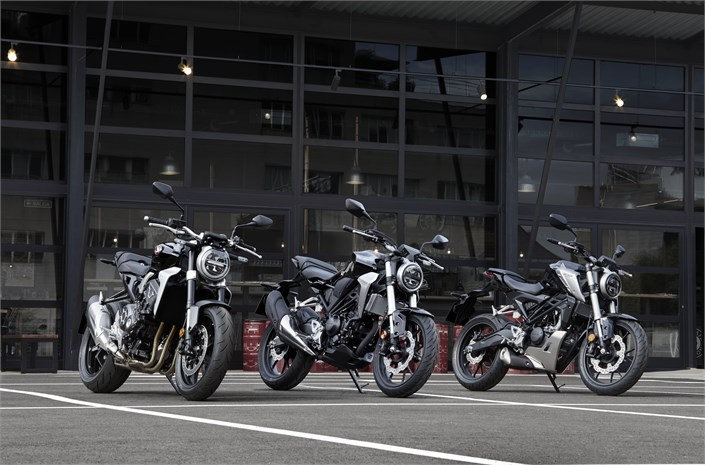 New 2019 Honda Sport Bikes / Motorcycles| Review / Specs | CB1000R, CB300R, CB125R Naked CBR StreetFighter