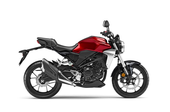 new 2018 honda cb300r review specs naked cbr cafe racer. Black Bedroom Furniture Sets. Home Design Ideas