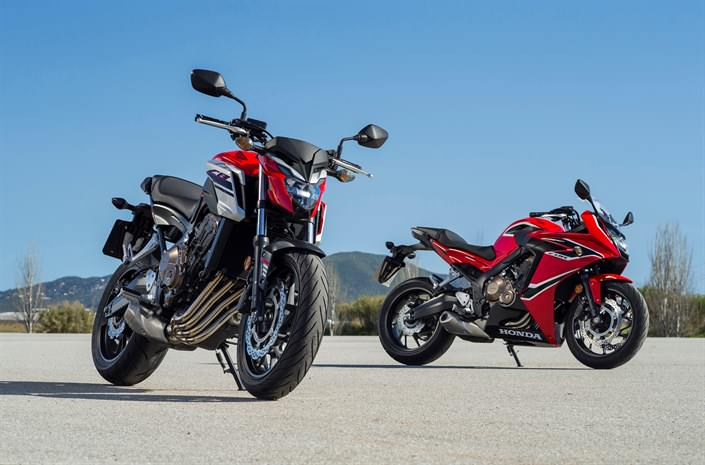 2018 Honda CB650F VS CBR650F - Review / Specs - Naked CBR Sport Bike / StreetFighter Motorcycle Price, HP & TQ, Colors and more!