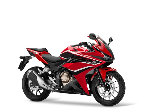 2018 Honda CBR500R Review / Specs | CBR Sport Bike / Motorcycle Price, HP & TQ Performance, MPG + More!