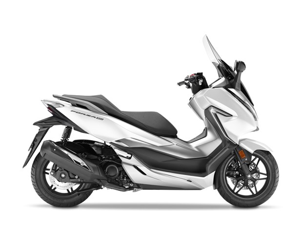 2018 Honda Forza 300 Review + New Changes | Automatic Scooter / Motorcycle