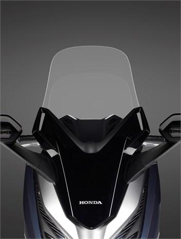 2018 Honda Forza 300 Adjustable Windshield